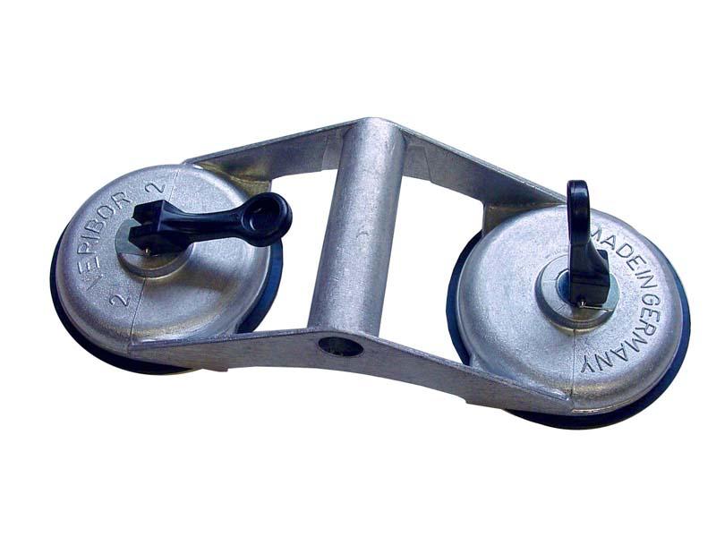 Veribor Suction Lifter 2 Point Pannkoke Flachglastechnik